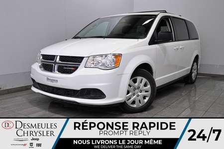 2018 Dodge Grand Caravan SE + multi-zone A/C for Sale  - DC-D1725  - Blainville Chrysler