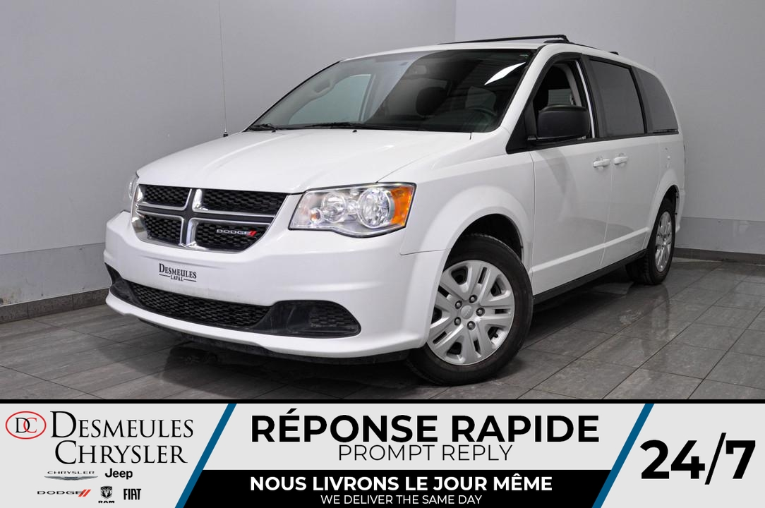 2018 Dodge Grand Caravan  - Blainville Chrysler