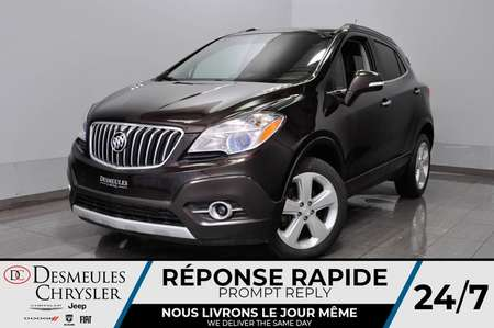 2015 Buick Encore Caméra de Recul * 1.4L * Automatique * for Sale  - DC-A1519  - Desmeules Chrysler
