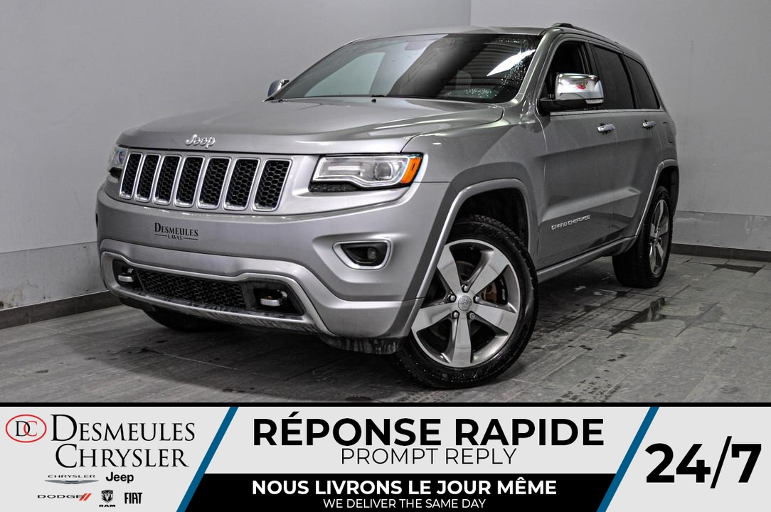 2016 Jeep Grand Cherokee  - Blainville Chrysler