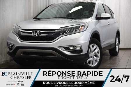 2016 Honda CR-V 75$/SEM + EX + AWD + MAGS + TOIT + CAM RECUL for Sale  - BC-1228  - Blainville Chrysler