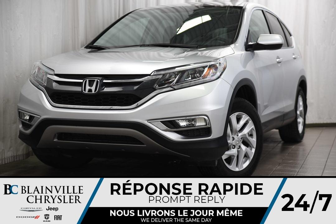 2016 Honda CR-V  - Desmeules Chrysler