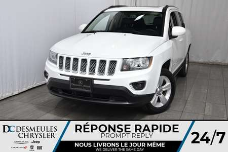 2017 Jeep Compass High Altitude * Bancs Chauff * Toit Ouvr * A/C * for Sale  - DC-A1103  - Blainville Chrysler