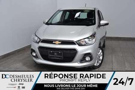 2017 Chevrolet Spark LT * Caméra de Recul * Manuelle * 49$/Semaine for Sale  - DC-M1351  - Desmeules Chrysler