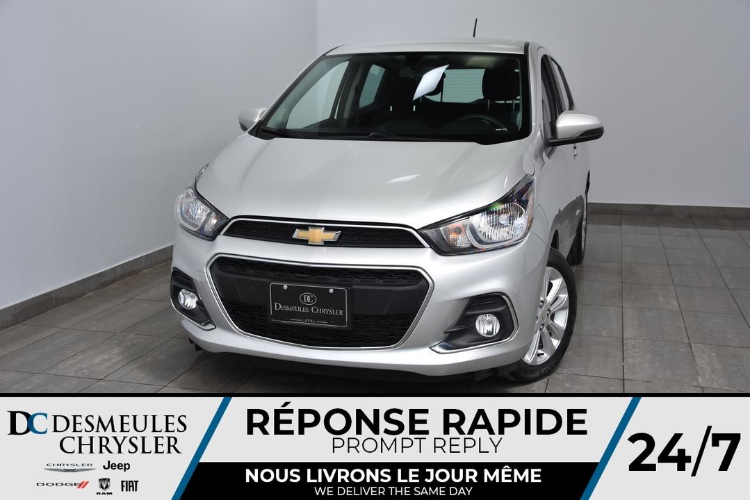 2017 Chevrolet Spark  - Desmeules Chrysler