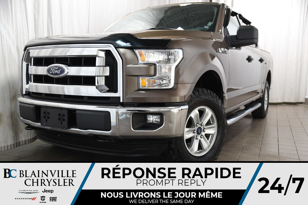 2015 Ford F-150  - Desmeules Chrysler