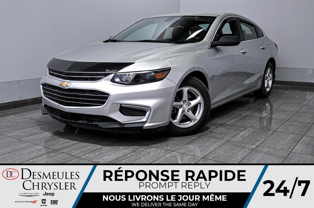 2017 Chevrolet Malibu  - Blainville Chrysler