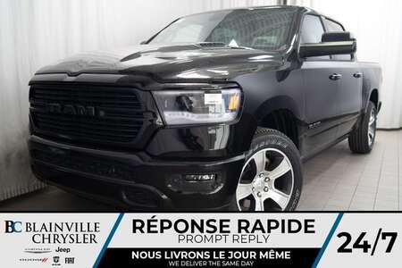 2020 Ram 1500 SPORT for Sale  - BC-20053  - Desmeules Chrysler