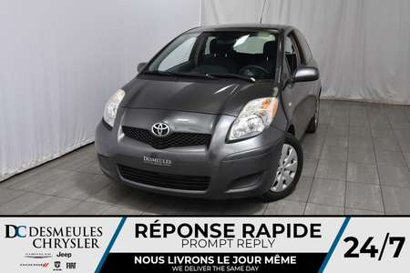 2011 Toyota Yaris Hatchback * 3 Portes * Manuelle * A/C for Sale  - DC-A0804B  - Desmeules Chrysler