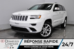 2016 Jeep Grand Cherokee Summit * Toit Ouvr Pano * Cam Rec * 161$/Semaine  - DC-A1438  - Blainville Chrysler