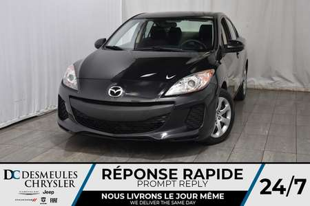 2013 Mazda Mazda3 GX * Automatique for Sale  - DC-A1100  - Desmeules Chrysler