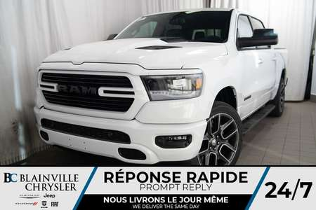 2020 Ram 1500 Rebel for Sale  - BC-20065  - Blainville Chrysler