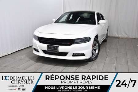 2016 Dodge Charger SXT * Mags Aluminium * Bancs Chauff * Bout Start for Sale  - DC-A1093A  - Blainville Chrysler