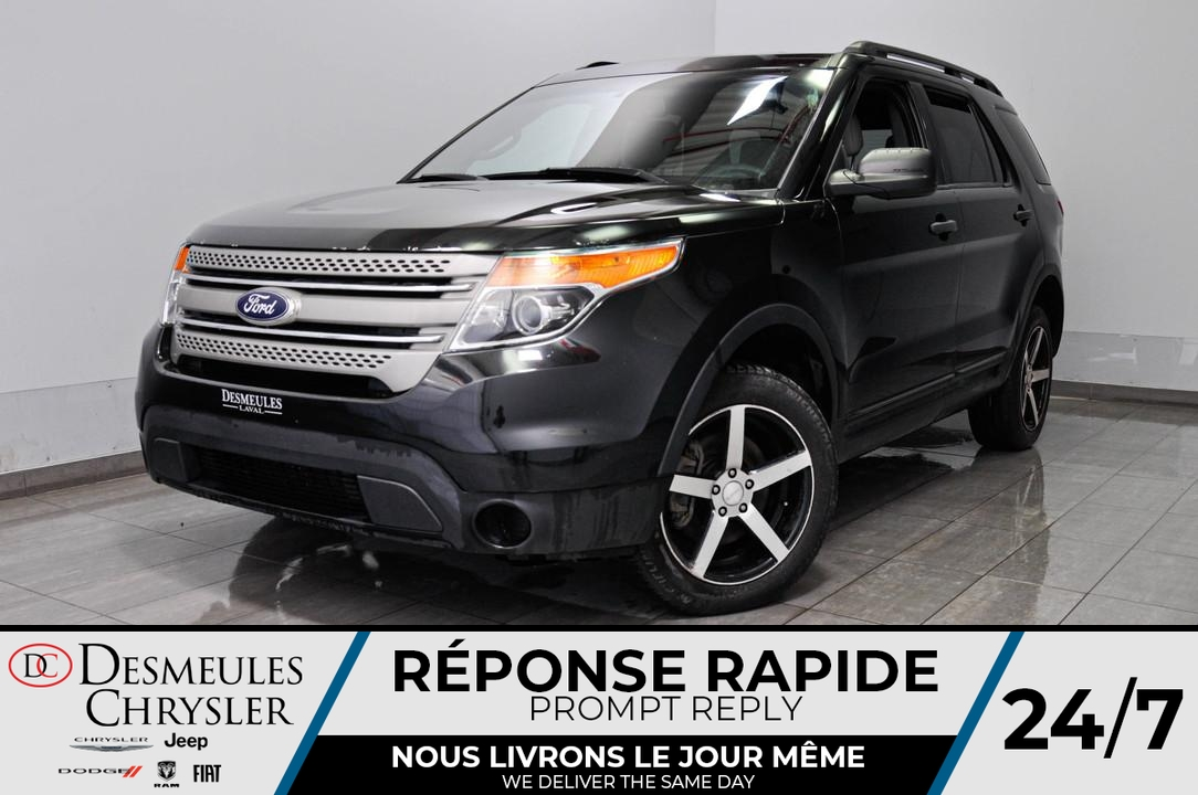 2014 Ford Explorer  - Blainville Chrysler