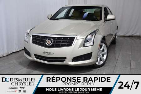2014 Cadillac ATS Standard AWD * Bout start * for Sale  - DC-M1213  - Blainville Chrysler