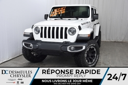 2018 Jeep Wrangler Unlimited Sahara  - DC-80575  - Desmeules Chrysler