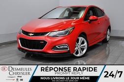 2018 Chevrolet Cruze LT TURBO - RARE - 9 VITESSE - LA MOINS CHÈRE  - DC-D1811  - Desmeules Chrysler