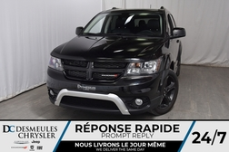 2018 Dodge Journey Crossroad AWD  - DC-81242  - Desmeules Chrysler