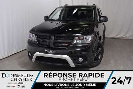 2018 Dodge Journey Crossroad AWD for Sale  - DC-81242  - Blainville Chrysler