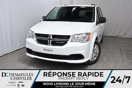 2019 Dodge Grand Caravan SXT 90.06$/sem for Sale  - DC-90528  - Desmeules Chrysler