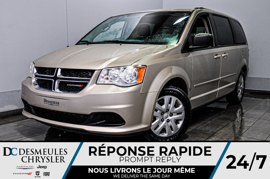 2014 Dodge Grand Caravan  - Desmeules Chrysler