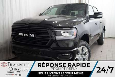 2020 Ram 1500 BIGHORN * MAGS * 4X4 * BLUETOOTH * NAV * TOIT PANO for Sale  - BC-20059  - Desmeules Chrysler