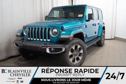 2020 Jeep Wrangler Sahara  - BC-20084  - Blainville Chrysler