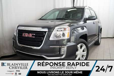 2017 GMC TERRAIN SLE * MAGS * BLUETOOTH * RADIO SATELLITE * CLIM for Sale  - BC-90035A  - Desmeules Chrysler
