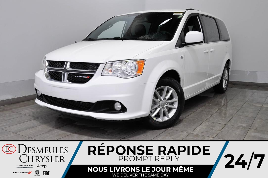 2019 Dodge Grand Caravan  - Blainville Chrysler