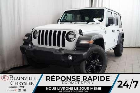 2020 Jeep Wrangler Sport for Sale  - BC-20080  - Desmeules Chrysler