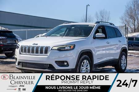 2020 Jeep Cherokee North for Sale  - BC-20029  - Desmeules Chrysler
