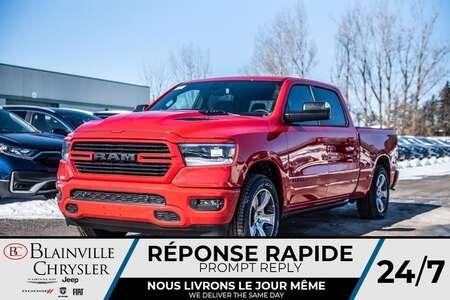 2020 Ram 1500 Sport for Sale  - BC-20032  - Blainville Chrysler