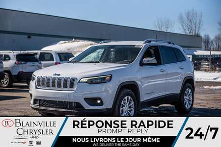 2020 Jeep Cherokee North for Sale  - BC-20035  - Desmeules Chrysler