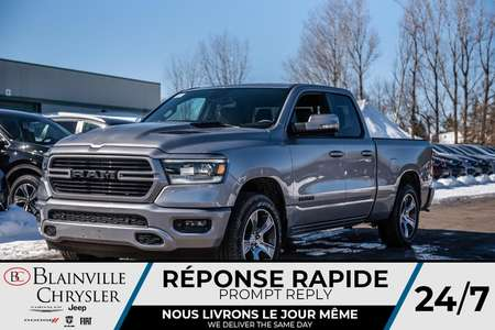 2020 Ram 1500 Sport for Sale  - BC-20041  - Blainville Chrysler