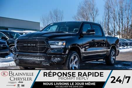 2020 Ram 1500 Sport Crew Cab for Sale  - BC-20044  - Blainville Chrysler