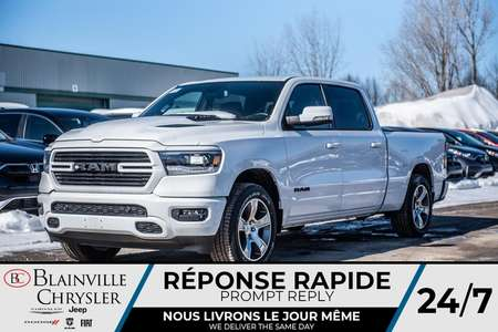 2020 Ram 1500 Sport Crew Cab for Sale  - BC-20061  - Blainville Chrysler