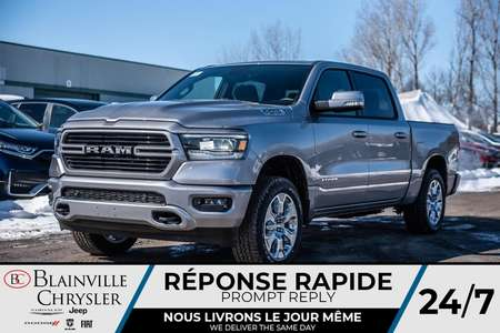 2020 Ram 1500 BIGHORN * MAGS * 4X4 * BLUETOOTH * RADIO SATELLITE for Sale  - BC-20070  - Blainville Chrysler