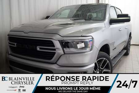 2020 Ram 1500 REBEL SPORT * MAGS * 4X4 * BLUETOOTH * TOIT PANO for Sale  - BC-20073  - Blainville Chrysler