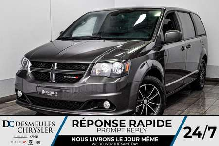 2019 Dodge Grand Caravan GT + a/c + cam recul + bancs chauff for Sale  - DC-D1822  - Desmeules Chrysler
