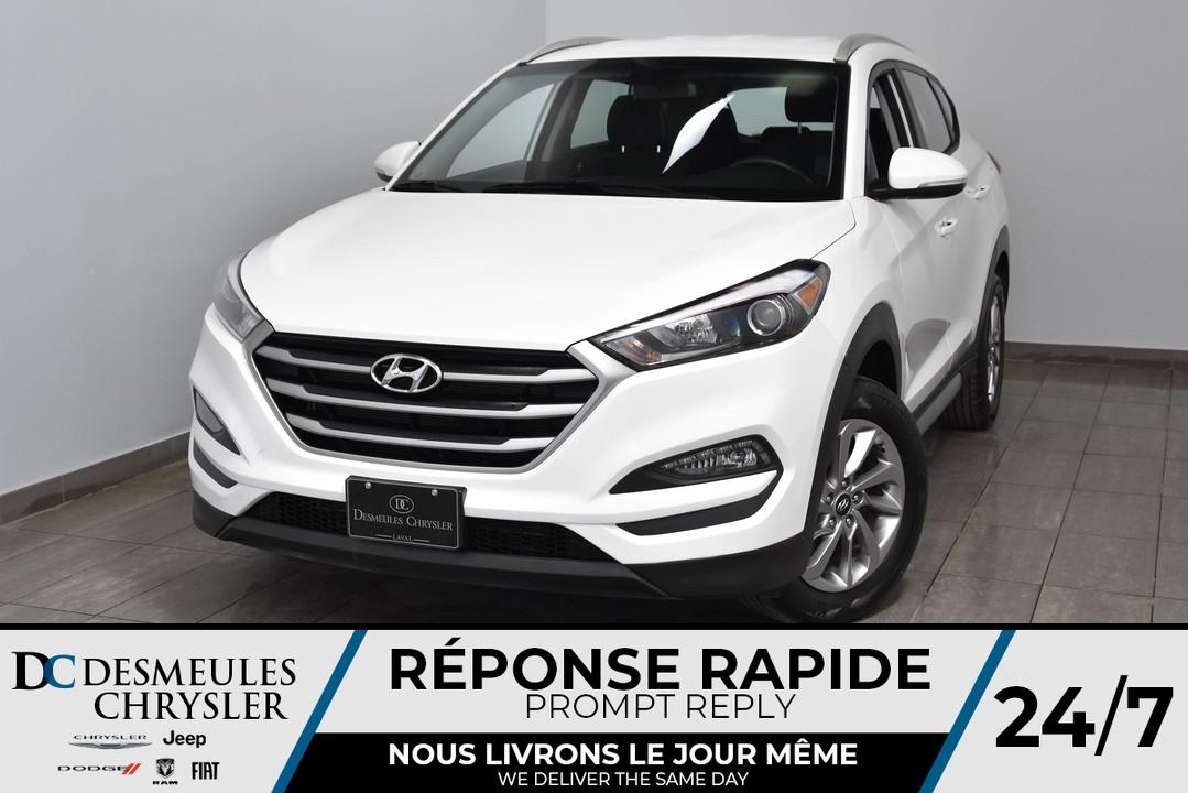 2018 Hyundai Tucson  - Blainville Chrysler