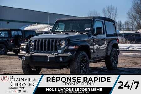 2020 Jeep Wrangler Sport for Sale  - 20116  - Blainville Chrysler