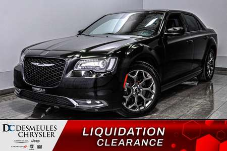2015 Chrysler 300 300S --AWD-- + bancs chauff + toit ouv + navig for Sale  - DC-D1679  - Desmeules Chrysler