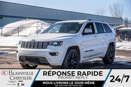 2020 Jeep Grand Cherokee Altitude for Sale  - 20122  - Blainville Chrysler