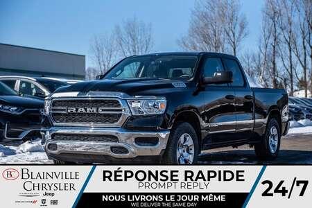 2019 Ram 1500 SXT + BLUETOOTH + CAM RECUL + A/C + for Sale  - BC-90207  - Blainville Chrysler