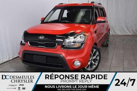 2012 Kia Soul Toit Ouvr * Cam Rec * Bancs Chauff * GPS for Sale  - DC-M1230  - Desmeules Chrysler