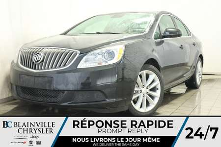2015 Buick Verano BLUETOOTH * MAGS * CUIR * for Sale  - BC-P1306A  - Desmeules Chrysler