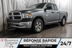 2013 Ram 1500 ST * QUAD CAB * BOITE 6.4 * EXTRA CLEAN * HITCH *  - BC-P1553  - Desmeules Chrysler