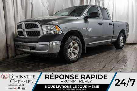 2013 Ram 1500 ST * QUAD CAB * BOITE 6.4 * EXTRA CLEAN * HITCH * for Sale  - BC-P1553  - Desmeules Chrysler