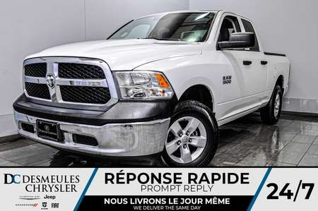 2018 Ram 1500 Tradesman + a/c + cam recul for Sale  - DC-91073A  - Blainville Chrysler