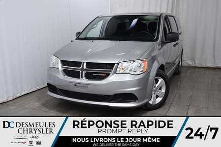 2017 Dodge Grand Caravan SE * A/C * Mode econ for Sale  - DC-M1267  - Desmeules Chrysler